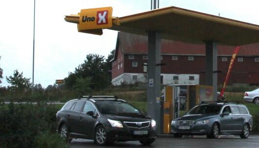 Nå stuper bensin-prisen