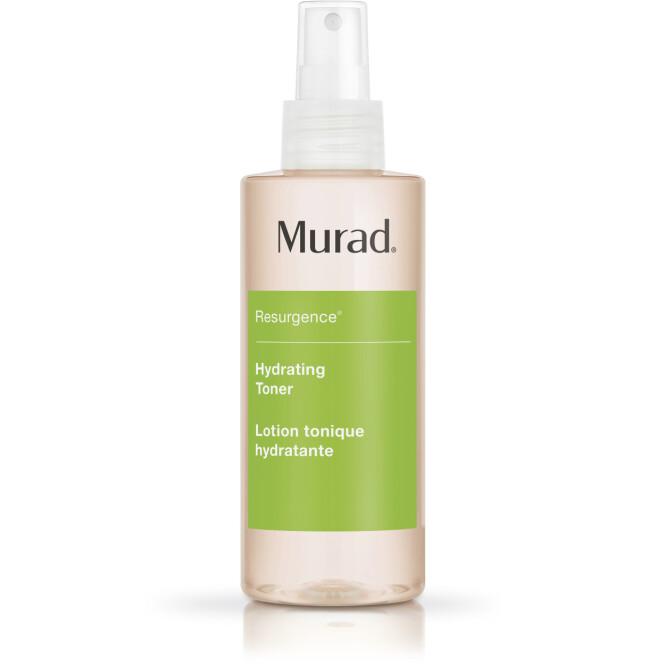 Mist (kr 440, Murad, Hydrating Toner). FOTO: Produsenten