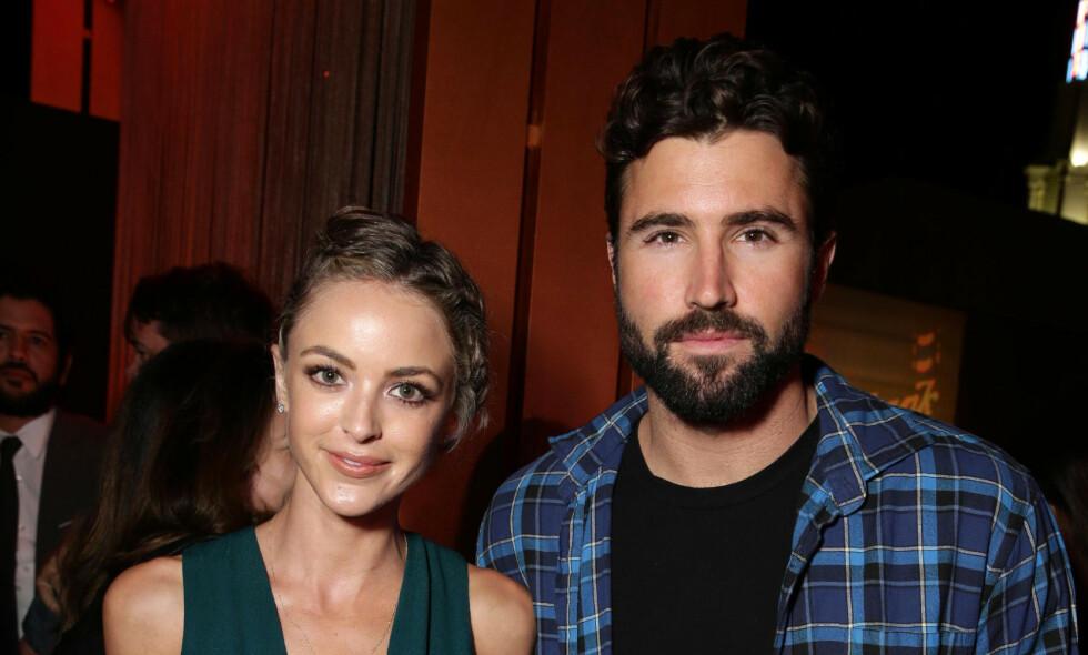 BRUDD: I starten av august ble det kjent at Brody Jenner og Kaitlynn Carter skulle skilles etter bare ett år som mann og kone. Nå skal Brody angivelig ha funnet en ny flamme. Foto: NTB Scanpix