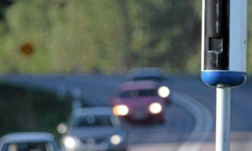 image: Flere fotobokser og lavere hastighet i Sverige