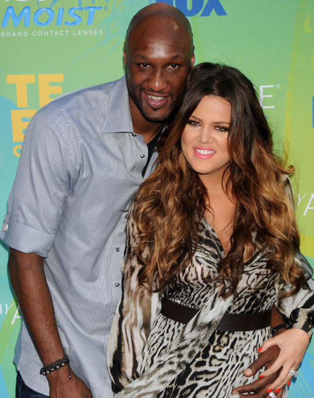 THEY WANT TO HAVE A CLOE BACK: Just a few months ago, basketball star Lamar Odom said he hoped to have a reunion with his ex-wife, Chloe Kardashian. The pipe now has a different sound. Here is the image shown in 2011. Photo: NTB Scanpix