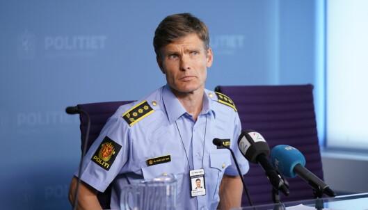 ETTERFORSKER: Politiadvokat Pål Fredrik Hjort Kraby. Foto: John Terje Pedersen / Dagbladet