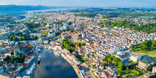 image: Stavanger best på elbil