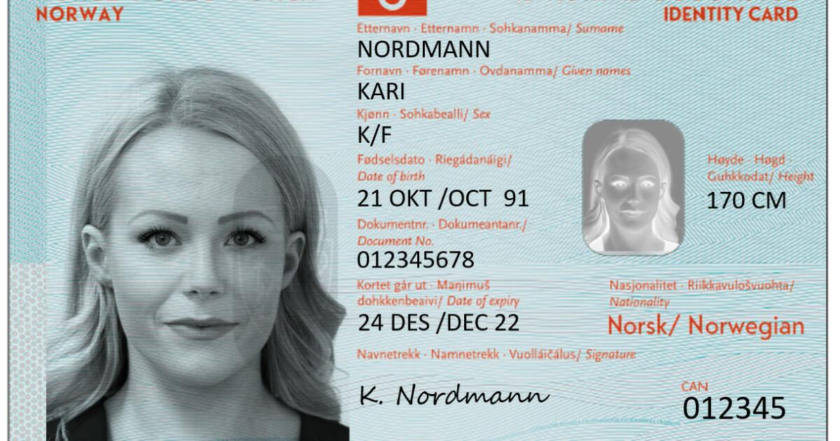 Nye Pass Og Id Kort Ytterligere Forsinket Dinside