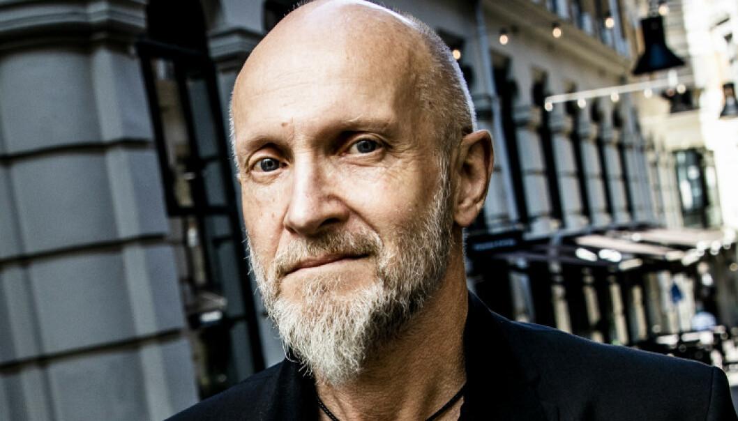 Full forvirring om Lars Saabye Christensen