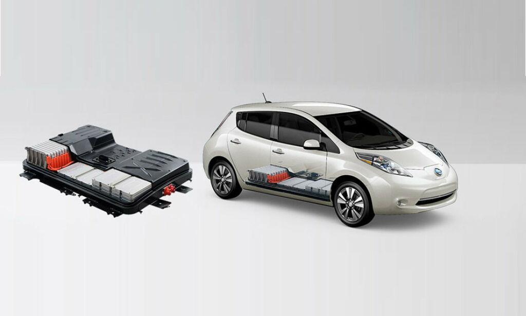image: Elbilbatteriet kan vare i 22 år