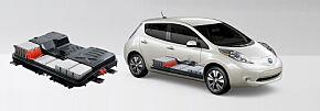 image: Så lenge varer elbil-batteriet