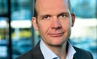 <strong>VIL HA BARE EL-BIL:</strong> VW-sjef Ulf Tore Hekneby. Foto: Møller