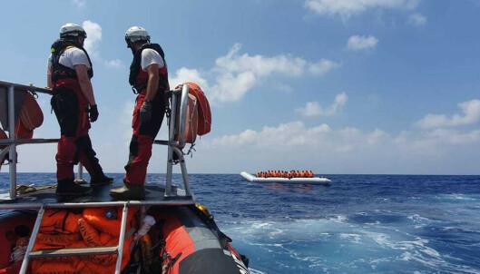 Jussprofessor: – Norge har ansvar for tryggheten til personer som reddes av norske skip