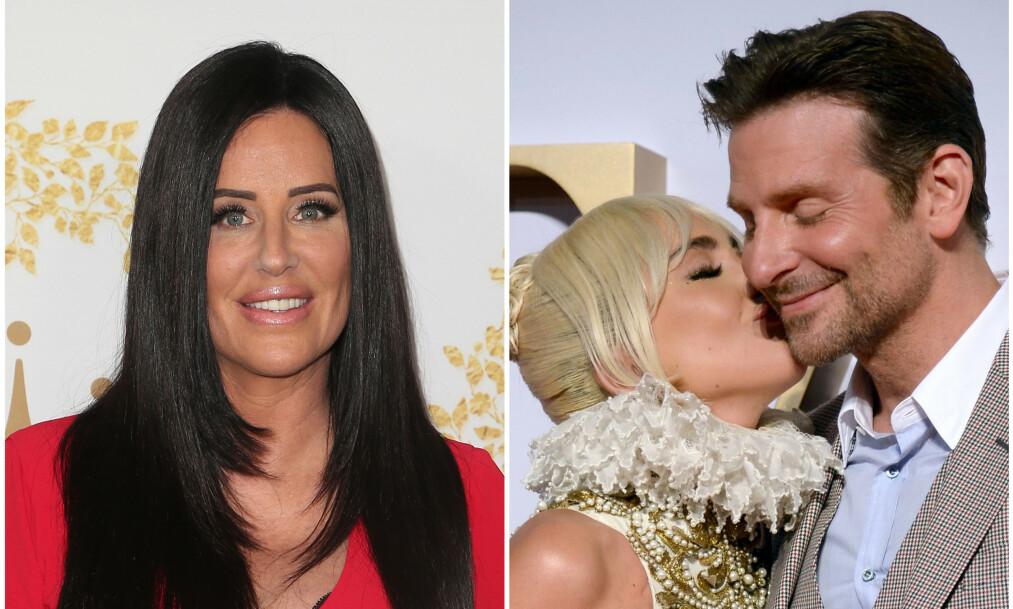 HJELPENDE HÅND: Patti Stanger har tilbudt sine tjenester til Lady Gaga og Bradley Cooper. Selv mener hun at duoen ville vært et perfekt par. Foto: NTB Scanpix