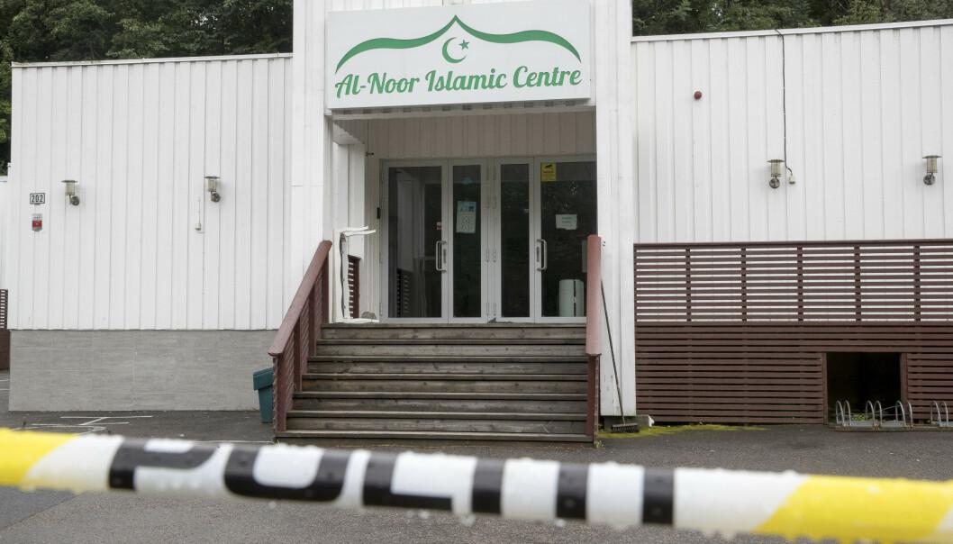 Politiets håndtering avmoskéangrepet i Bærum skal evalueres