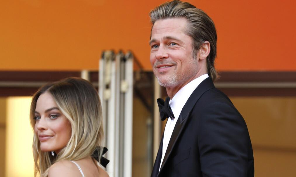 BERØMMELSENS BAKSIDE: I et nytt intervju åpner Brad Pitt om livet som en av Hollywoods mest populære menn. Det mener han ikke er utelukkende positivt. Foto: NTB Scanpix