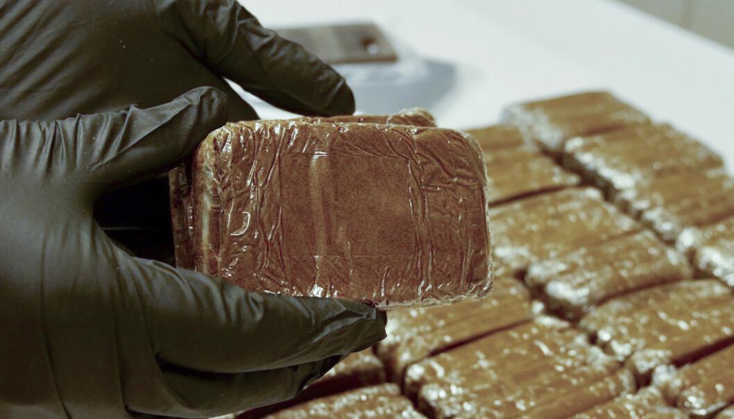 Antall narkotikasaker økte for første gang på fem år