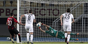 image: Rosenborgs redningsmann