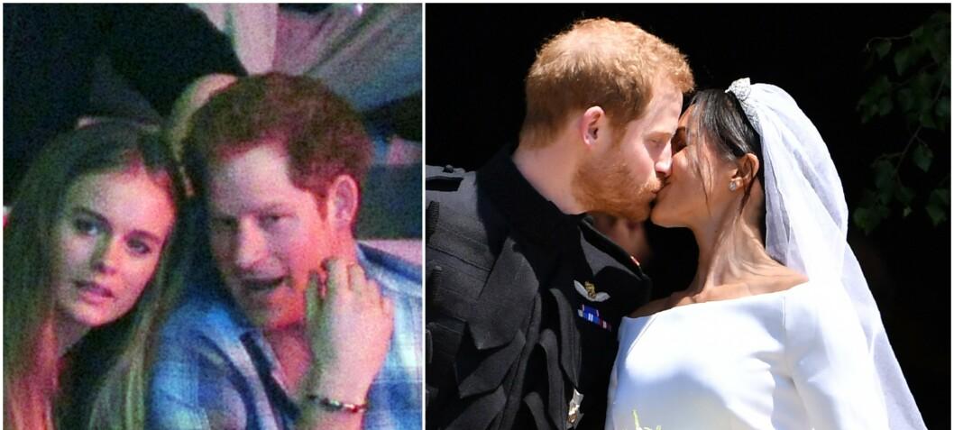 Forlovet med «ny» Harry etter eksens bryllup