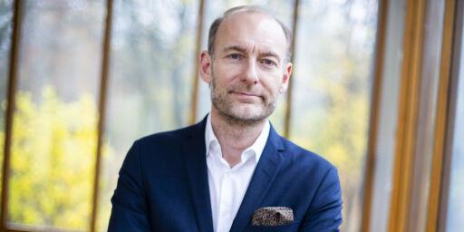 image: Knut Olav Åmås og samfunnsdebatten