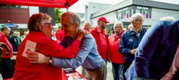 Politisk jordskjelv i Nord-Norge