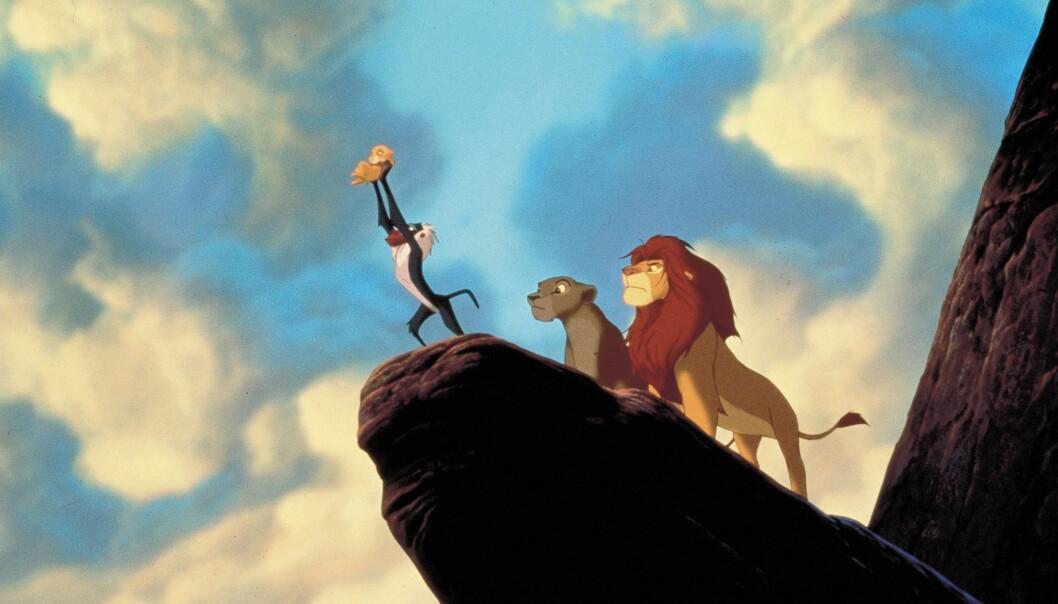 <strong>ORIGINALEN:</strong> Løvenes konge kom ut på VHS i 1995, året etter at den ble sendt på kino. Nå er den originale Masterpiece Collection-versjonen verdt flere tusen kroner. FOTO: NTB Scanpix