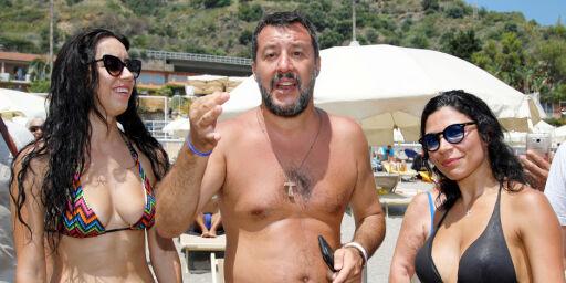 image: Strandløven startet Italias mareritt