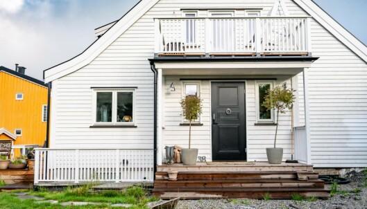 <strong>STØRRE:</strong> Husets areal har økt med 46 kvadratmeter.