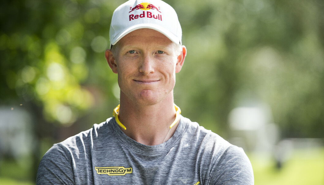 ROSTJERNE: Kjetil Borch er et av Norges store gullhåp før OL i Tokyo. Foto: Carina Johansen / Dagbladet