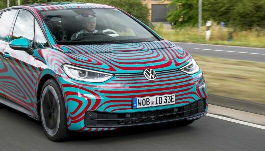 Knallpris på Volkswagens nye elbil
