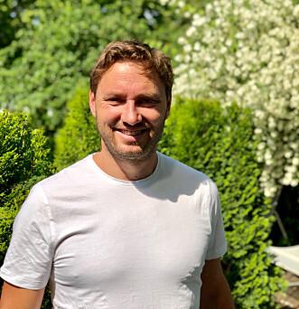 STYRER JAKTEN: - Det er inspirerende å bidra til at folk kommer seg ut og får nye turopplevelser, sier Bengt Bjørnsgaard, styreleder for Foreningen Stolpejakten. Selv har han bakgrunn som orienteringsløper og er tidligere verdensmester i stafett. FOTO: Privat.
