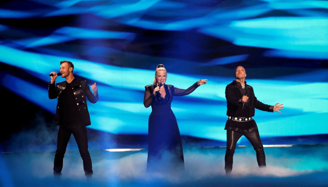 EUROVISION SONG CONTEST: KEiiNO representerte Norge svært godt under årets Eurovision Song Contest. Nå blir det film av den europeiske musikkonkurransen. Foto: Scanpix