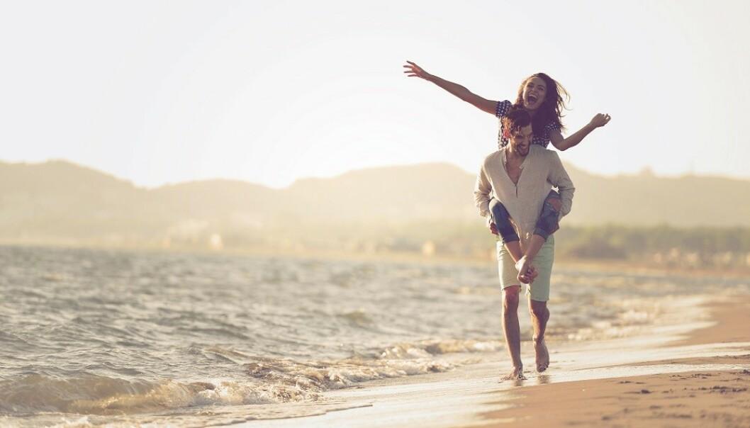 SOMMER: Ferie, reiser og mer senka skuldre kan føre til økt sexlyst. FOTO: Shutterstock