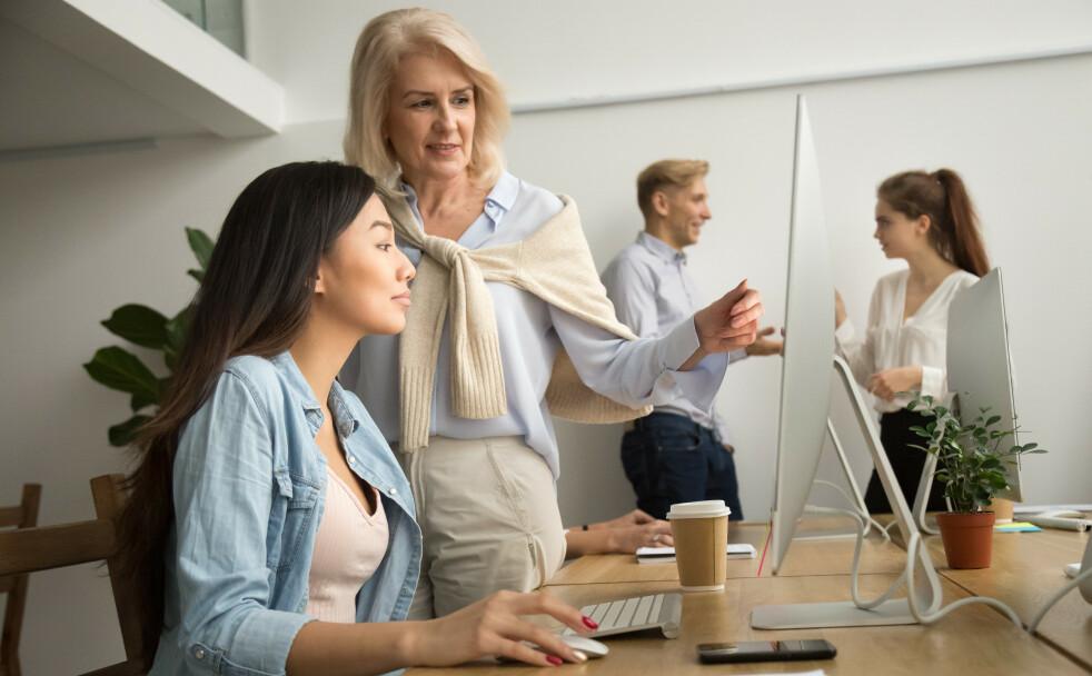 LANG OG TRO TJENESTE?: Det er fordeler og ulemper ved å være i samme jobb lenge - så hvor ofte bør man egentlig bytte jobb? Se hva ekspertene svarer i artikkelen under. Illustrasjonsfoto: NTB Scanpix.