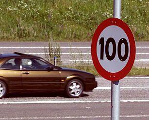image: Her vil de øke fartsgrensene