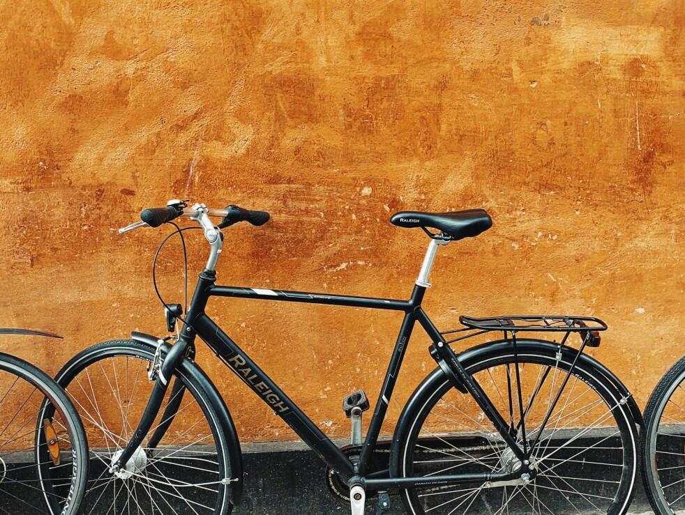 ÅRHUS: Sykle deg gjennom denne herlige byen! Foto: Malin Gaden