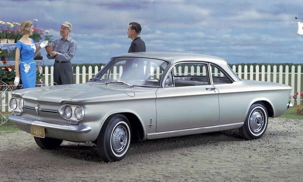 USIKKER: Chevrolet var usikker i alle hastigheter. Foto: GM