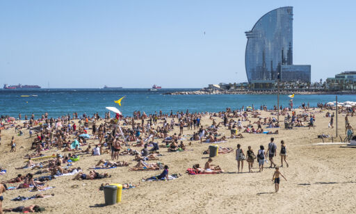 image: Rekordmange ran i europeisk feriefavoritt