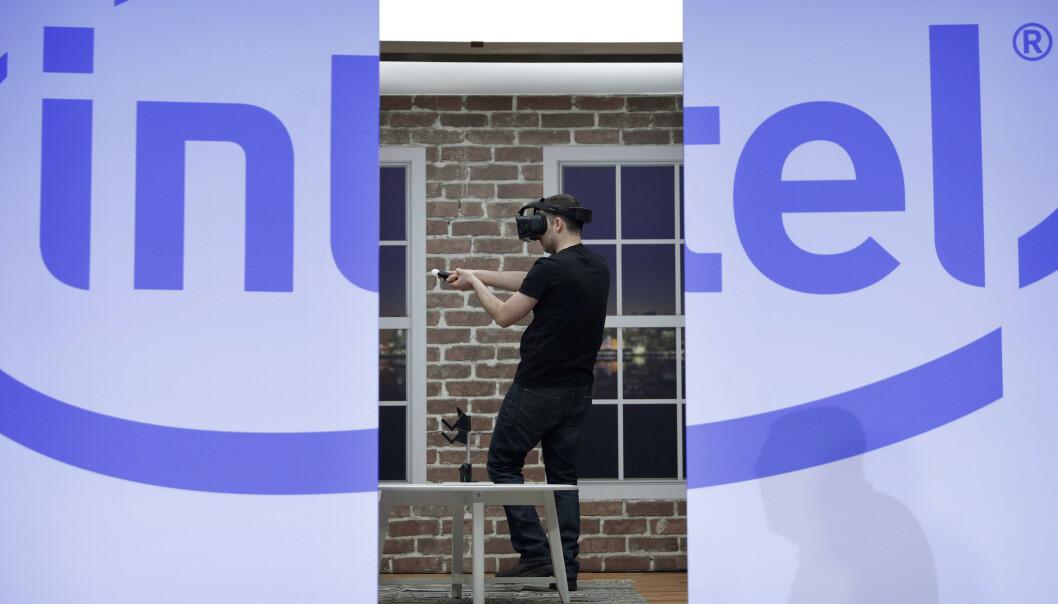 Intel er blant flere teknologiselskaper som anklages for å forske på kunstig intelligens i drapsroboter. Foto: John Locher / AP/ NTB scanpix