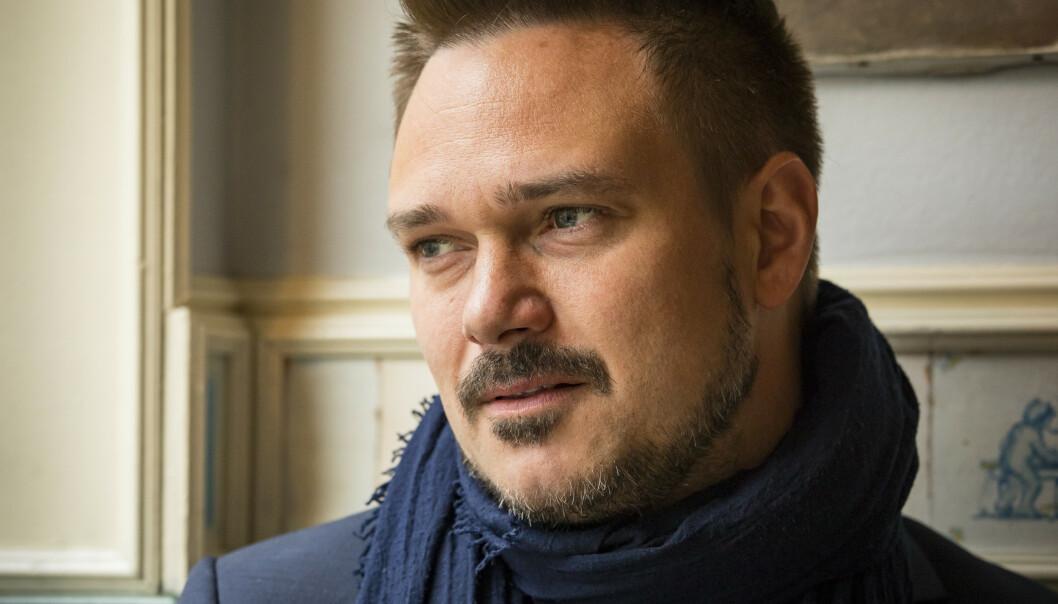 OPPVEKKER: Tore Petterson har begynt å ta bedre vare på helsa si etter den skremmende opplevelsen. Foto: Tor Lindseth / Se og Hør