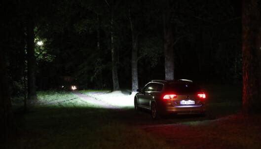 Politiet tror to jenter ble voldtatt under fest i Frognerparken