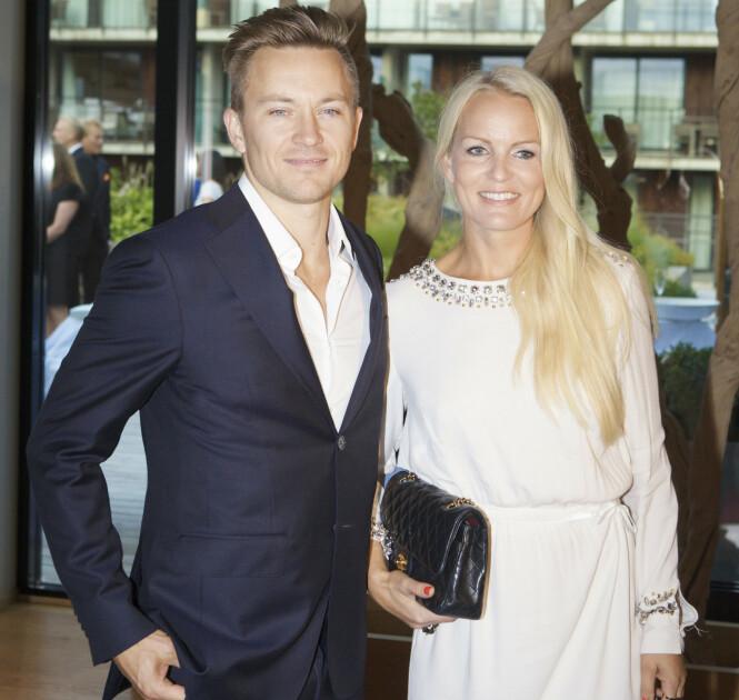 TØFF TID: Det var ikke bare enkelt for Håvard Tvedten å være ektemann da kona gikk gjennom oppsigelsen. Foto: NTB Scanpix