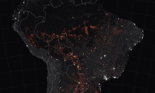 image: Nye, rystende Amazonas-bilder