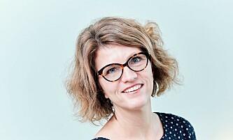 Heidi Kvaal Djupvik, avdelingsdirektør ved Helfo servicetjenester