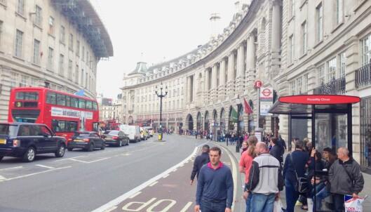 <strong>Londontur i høst:</strong> Rettighetene dine kan bli veldig endret hvis Storbritannia forlater EU/EØS-avtalen.<br>Foto: Odd Roar Lange/The Travel Inspector