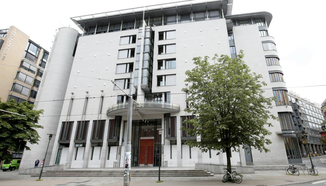 Rettssaken starter i Oslo tingrett 30. september og varer til 3. oktober. Foto: Lise Åserud / NTB scanpix