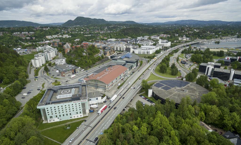 HER TJENER FOLK BEST: Innbyggerne i Bærum kommune tjener mest, viser en fersk statistikk fra SSB. Foto: NTB scanpix