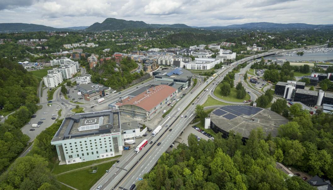 Folk bosatt i Bærum har de høyeste lønningene i landet. Foto: Tore Meek / NTB scanpix