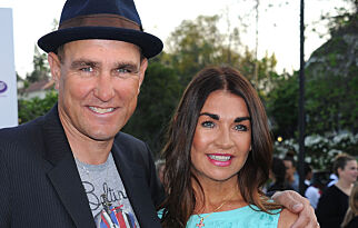 "A Salute to Old Hollywood Party - Los Angeles. Vinnie Jones and Tanya Jones attend ""A Salute to Old Hollywood Party"" to celebrate the launch of BritWeek 2013 held at the British Consulate Residence, Los Angeles. Tammie Arroyo / AFF-USA.COM URN:43966955"