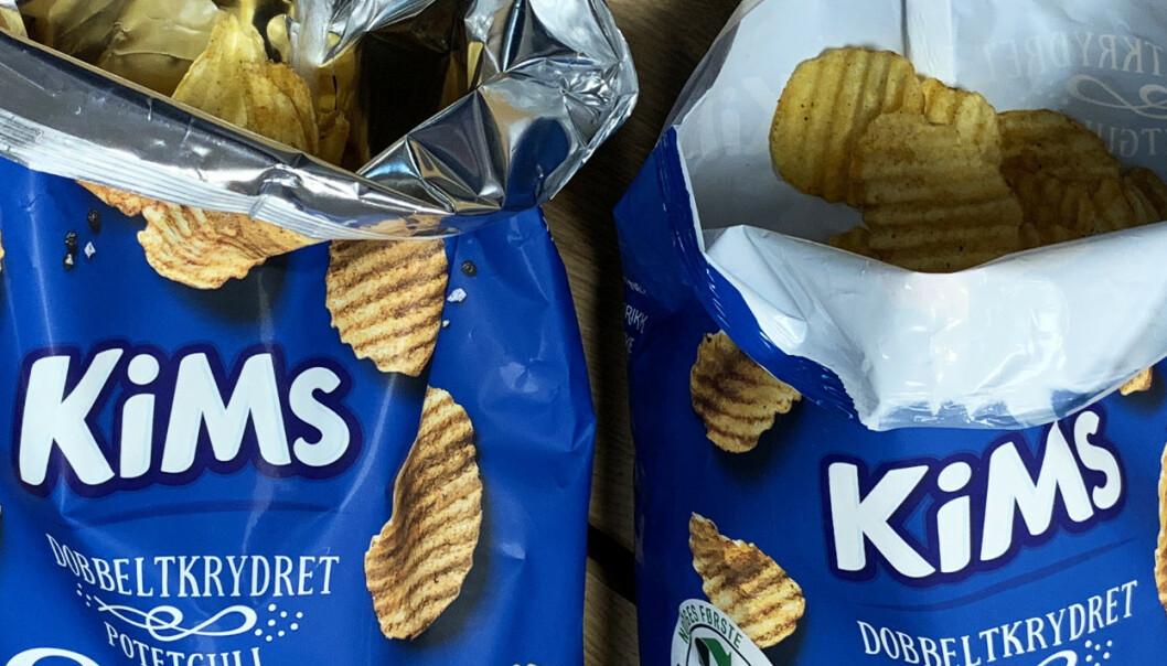 Chipsposene blir aldri de samme