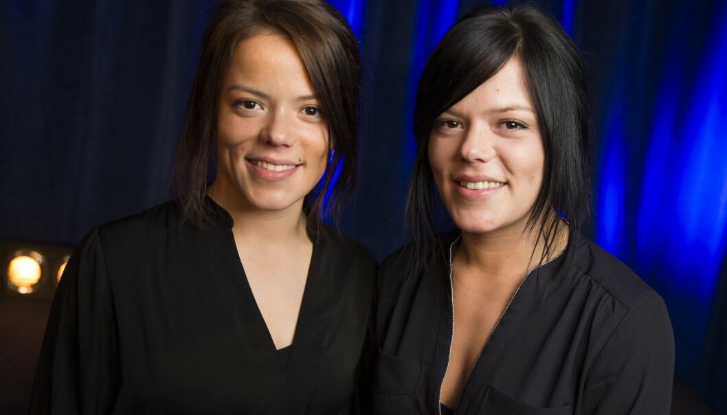 <strong>REALITY:</strong> Kristine Thybo Hansen har tidligere deltatt i kjendisversjonen av Farmen - sammen med tvillingsøsteren. Foto: TV 2