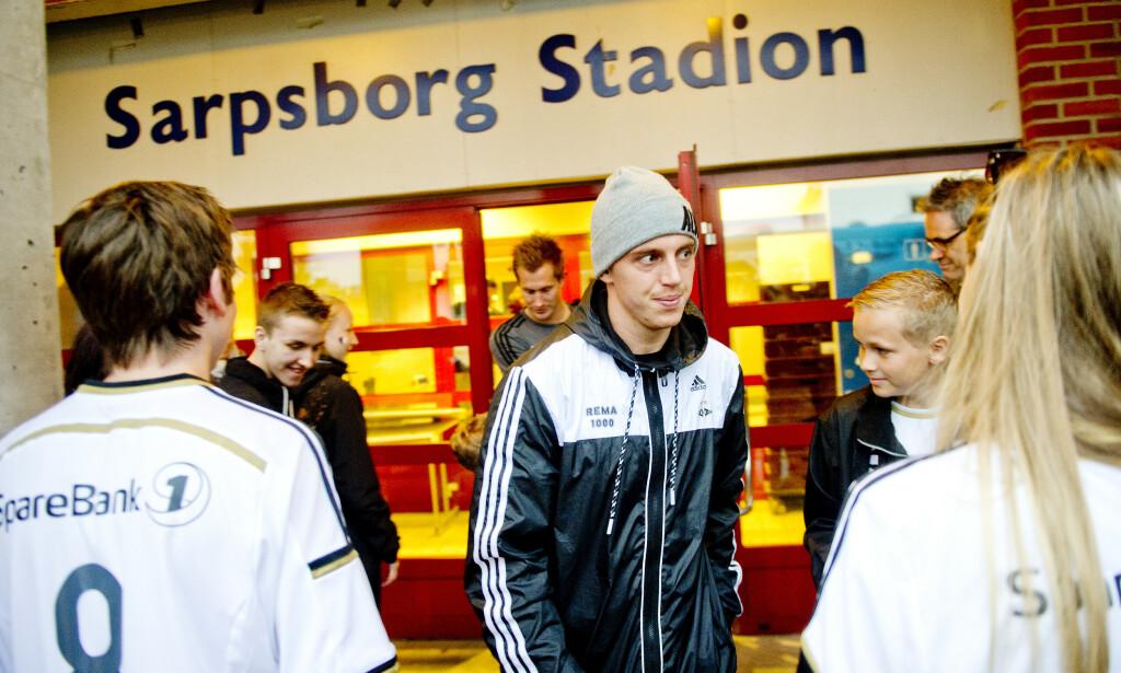 POPULÆR: Nicki Bille Nielsen, her fra tida i Rosenborg, har vært Foto: Jon Olav Nesvold / NTB scanpix
