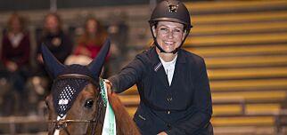 image: Märtha skadet i hesteulykke