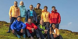 Dette er de nye deltakerne i «71 grader nord - Norges tøffeste kjendis»